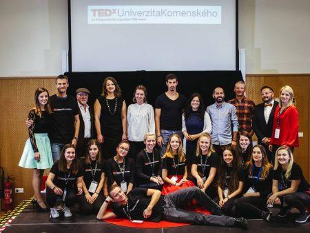 TEDxUniverzitaKomenského: návod na prípravu skvelej akcie