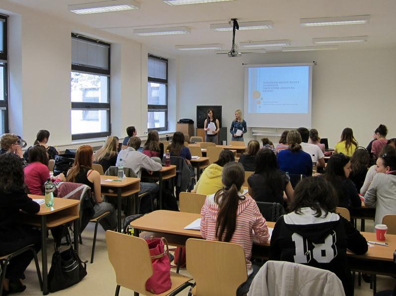 Zoznámte sa sbudúcou bakalárkou európskych štúdií