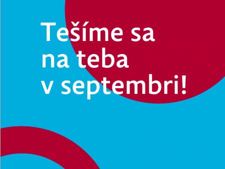 Ahoj v septembri